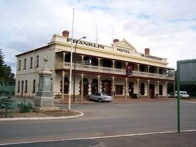 Franklin Harbour Hotel - Accommodation NT