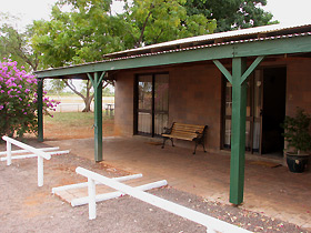 Barkly Homestead - Accommodation NT