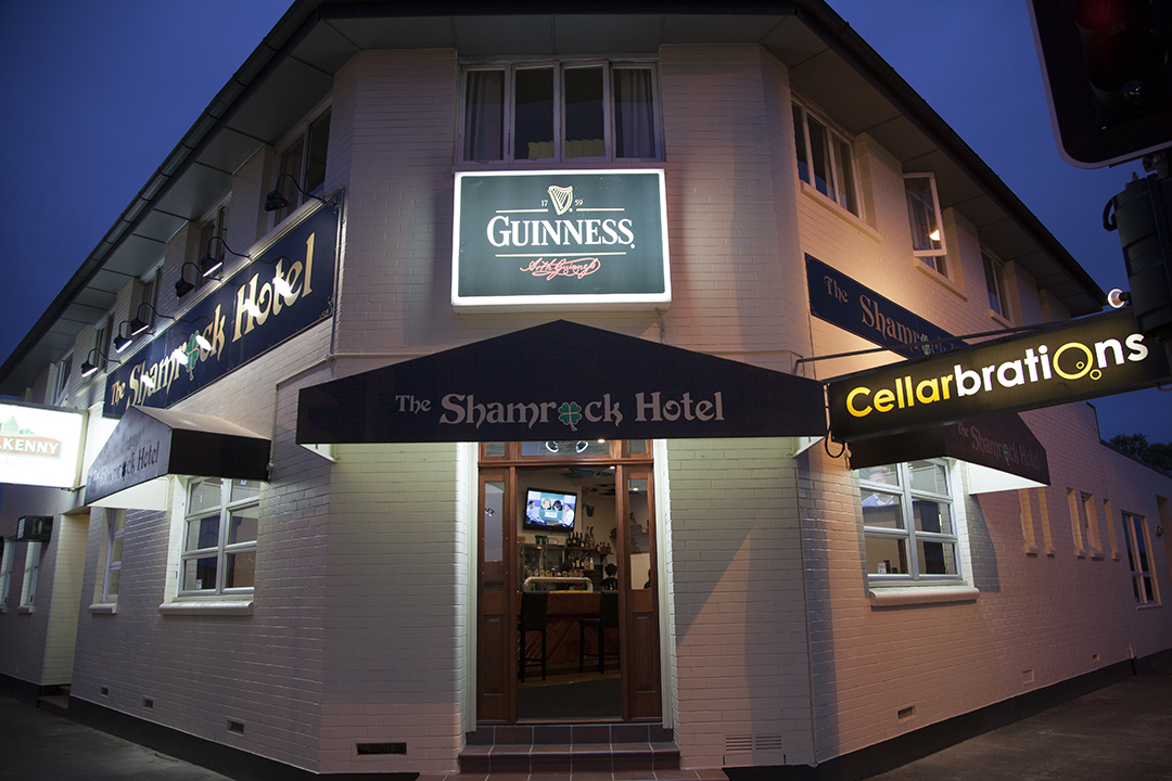 Shamrock Hotel - Accommodation NT