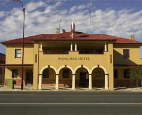 Royal Mail Hotel Jerilderie - Accommodation NT
