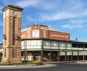 Imperial Hotel Coonabarabran - Accommodation NT