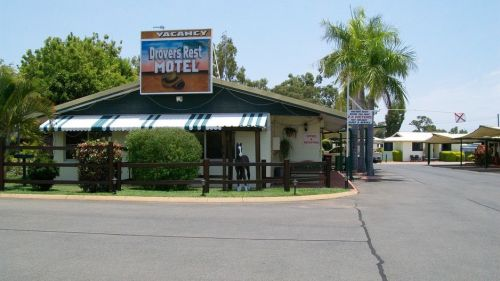 Drovers Rest Motel - Accommodation NT