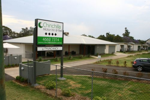 Chinchilla Motor Inn - Accommodation NT