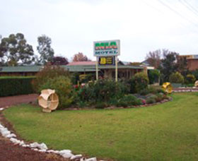 M.I.A. Motel - Accommodation NT