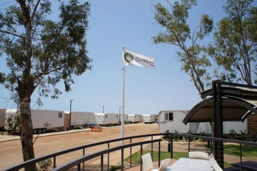 The Landing Port Hedland - Accommodation NT