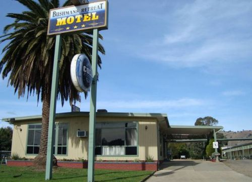 Gundagai Bushman's Retreat Motor Inn - Accommodation NT