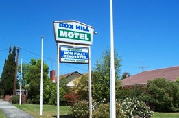 Box Hill Motel - Accommodation NT