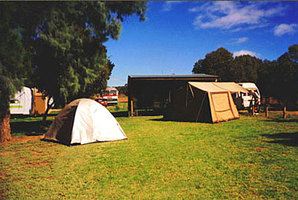 Princes Hwy Caravan Park - Accommodation NT