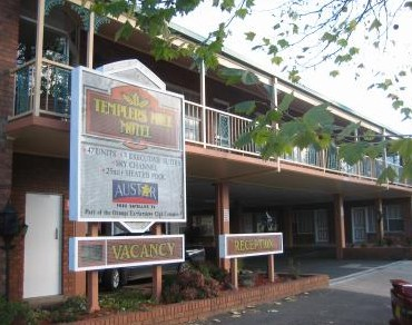 Templers Mill Motel - Accommodation NT
