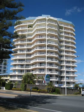 Meridian Tower - Accommodation NT