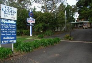 Blackheath Motor Inn - Accommodation NT