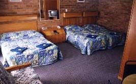Border Motel - Accommodation NT