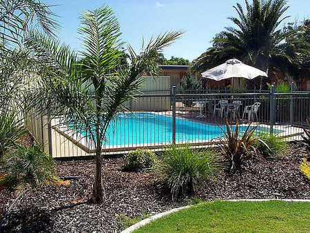 Renmark Motor Inn - Accommodation NT