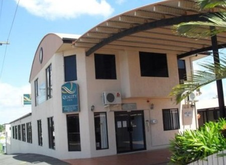 Quality Inn Harbour City - Accommodation NT