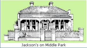Jackson's On Middle Park - Accommodation NT
