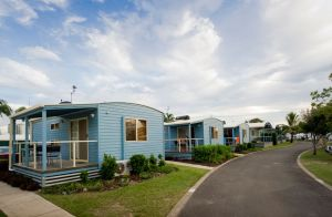 Cotton Tree Holiday Park - Accommodation NT