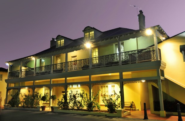 Best Western The Clifton - Accommodation NT