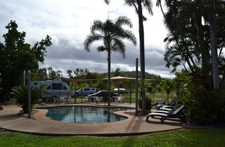 Dunk Island View Caravan Park - Accommodation NT
