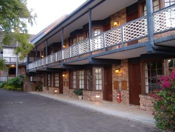Montville Mountain Inn - Accommodation NT