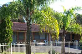 Central Coast Motel - Accommodation NT