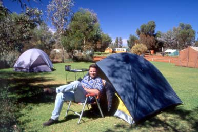 Voyages Ayers Rock Camp Ground - Accommodation NT
