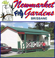 Newmarket Gardens - Accommodation NT