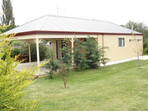 Gumtrees Cottage - Accommodation NT