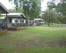 Beachfront Caravan Park - Accommodation NT