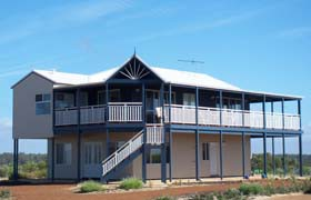 Sur La Mer on The Beach - Accommodation NT