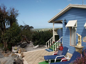 Blue Heaven Cottage - Accommodation NT