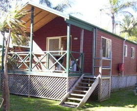A Paradise Park Cabins - Accommodation NT