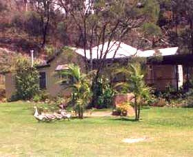 Kookaburra Cottage Farmstay