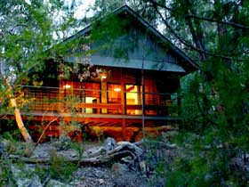 Girraween Environmental Lodge Ltd - Accommodation NT