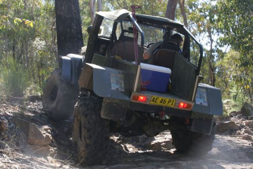 Macquarie 4x4 Centre