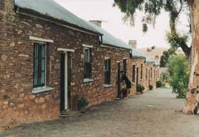 Burra Heritage Cottages - Tivers Row - Accommodation NT