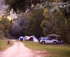 Mt Warning Holiday Park - Accommodation NT