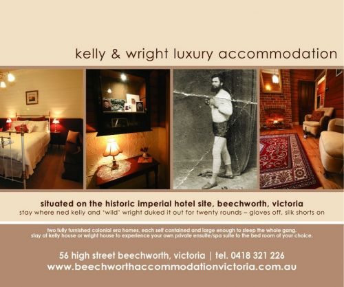 Beechworth Accommodation Victoria - Accommodation NT
