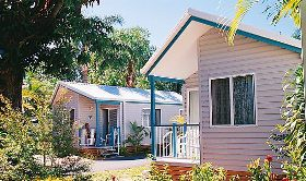 Southport Tourist Park - Accommodation NT