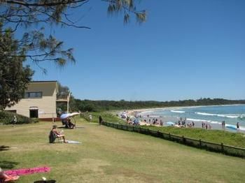 Woolgoolga Beach Holiday Park