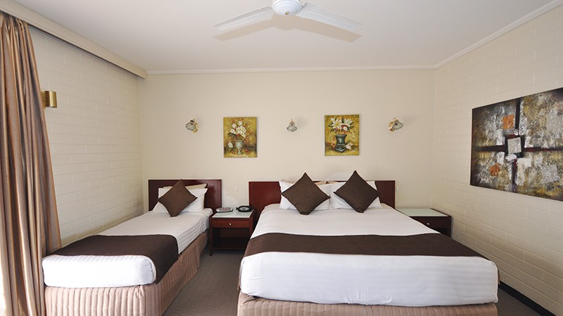 Best Western Alexander Motel Whyalla - Accommodation NT