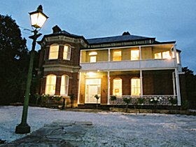 Amberley House - Accommodation NT