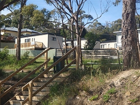 Coningham Beach Holiday Cabins - Accommodation NT