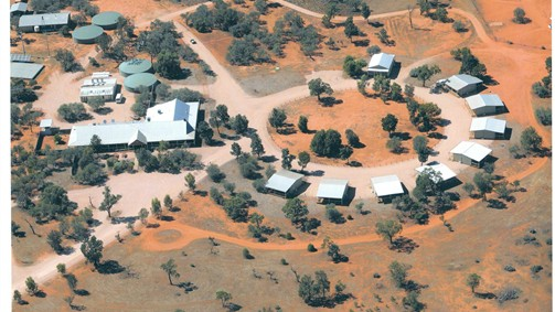 Mungo Lodge - Accommodation NT