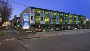 Best Western Melbourne's Princes Park Motor Inn - Accommodation NT