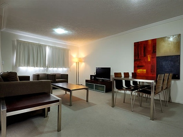 Gabba Central Apartments - Accommodation NT