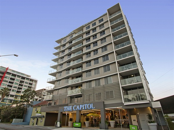 The Capitol Apartments - Accommodation NT