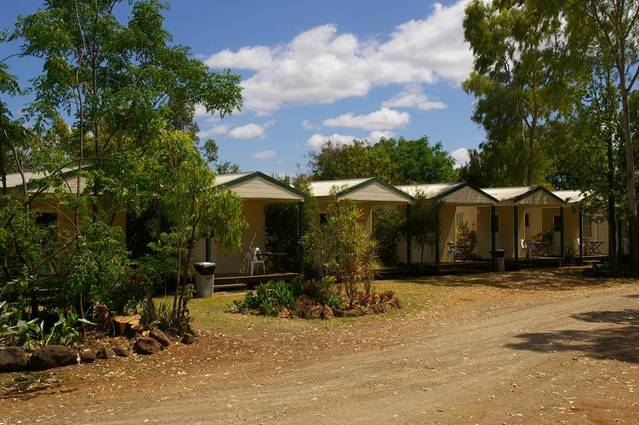 Bedrock Village Caravan Park - Accommodation NT