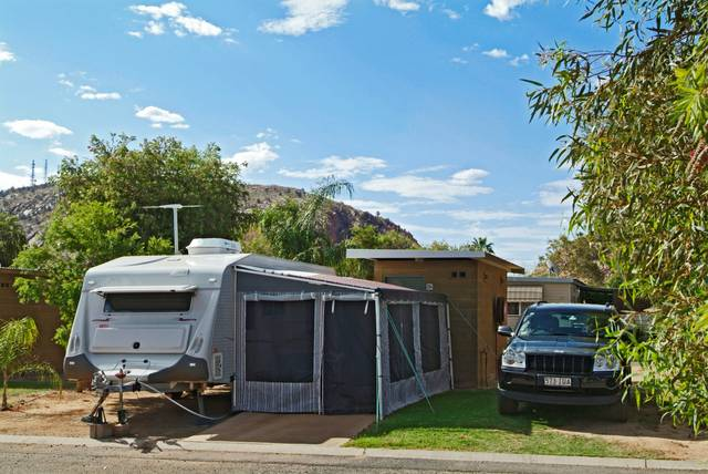 BIG4 MacDonnell Range Holiday Park - Accommodation NT