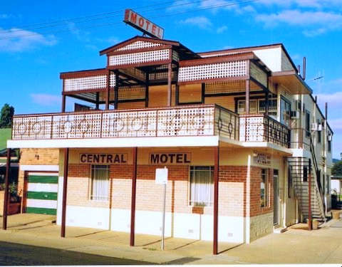 Central Motel - Accommodation NT