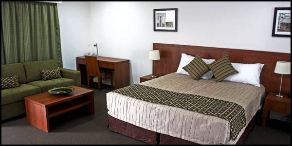 Chinchilla Downtown Motor Inn - Accommodation NT